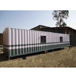 Portable Steel Bunkhouse