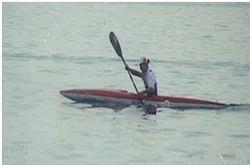 White Water Kayak K1