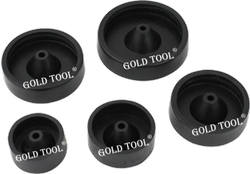 Gold Tool Rubber Tree Sprue Bases