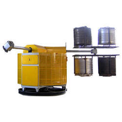 Water Storage Tank Electric Bi Axial Machine