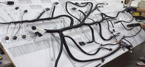 Wiring Harness Design At Rs 300  Hour