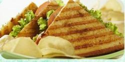 Grilled Sandwiches And Breads
