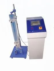 Ball Impact Tester(Co-efficient Of Restitution)
