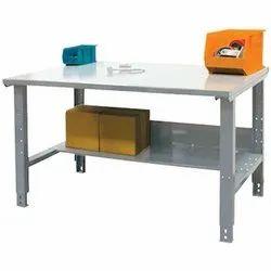 Mild Steel Industrial Workbench
