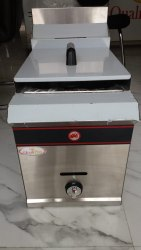Single Tank Gas Fryer
