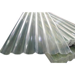 Plain Acrylic Roof Sheet