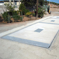 Concrete Weighbrides Pit Type