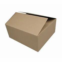 param包装棕色普通瓦楞纸箱