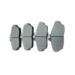 Mild Steel And Rubber Tata Ace Front Disc Brake Pad