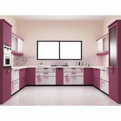 Aluminium Modular Kitchen At Rs 1100 Square Feet: Aluminium Modular Kitchen Manufacturer