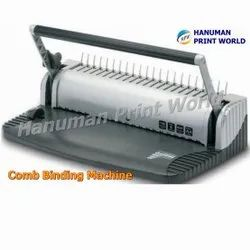 Comb Binding Machine
