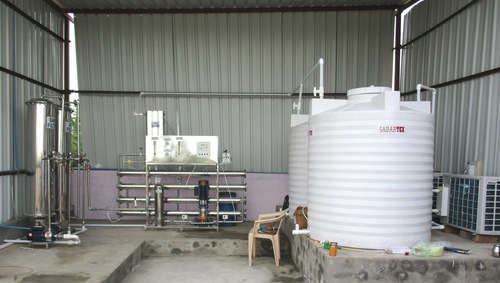 Mineral Water Plant - Mineral Water Plant 4000 LPH Manufacturer from