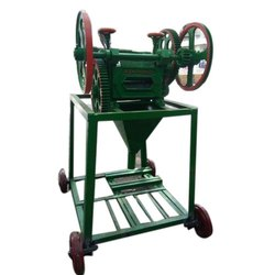 Semi Automatic Sugarcane Juice Machine
