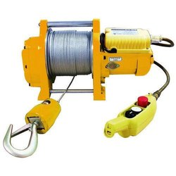 Electric Rope Winch