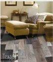 Brown Wood Grain Natural Teak Wooden Flooring, For Indoor, Thickness: 8mm