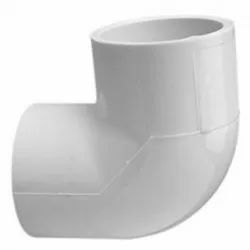 Male 90 Degree PVC Elbow, for Structure Pipe, Size: 1 Inch
