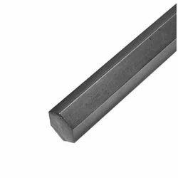 Carbon Steel Black Hex Bar