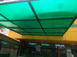 Polycarbonate Sheet Work