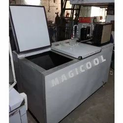 Magicool Refrigeration Horizontal Deep Freezer, Capacity: 400 L