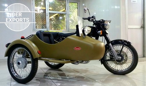 Sidecar Classic Range Modal For Motorcycle