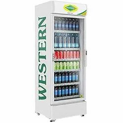 Single Glass Door SRC700-Gl 700 Liters Western Visi Cooler, No. of Baskets/Shelves: 5, Capacity: 570 Litre