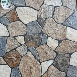 Vitrified Ceramic Floor Tile