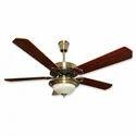 Antique Brass Fanzart Diana Vintage Wooden Ceiling Fan