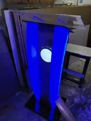 LED Acrylic Podium in 10 MM
