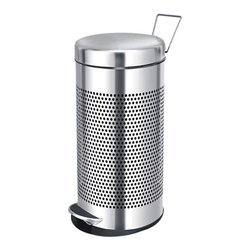 Stainless Steel Garbage Pedal Dustbin