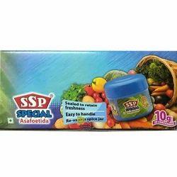 SSP Special Asafoetida, Packaging: Plastic Jar