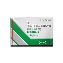 Pizatriptan Benzoate Tablets