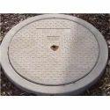 Round Manhole Cover & Frames