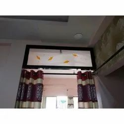 Plain Fancy Door Glass, For Home, Thickness: Upto 10 Mm
