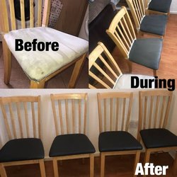 Chair Fabric Finishing Services