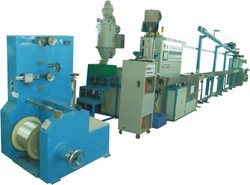 Automatic Cable Making Machine, Capacity: 100-250 MTR/MIN