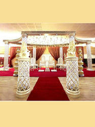CS-9 Luxurious Wedding Stage