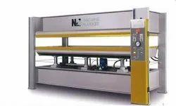 Felder Wood Veneer Press Machine