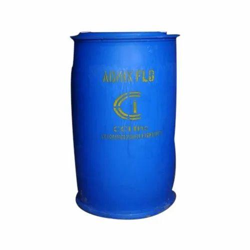 Admix Flo Concrete Super Plasticizer Water Reducer - Gma