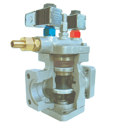 SOSV(Servo Operated Solenoid Valves)- Flanged Conn