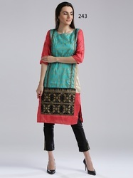 Best Long Printed Kurti