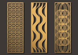Stainless steel laser cutting products