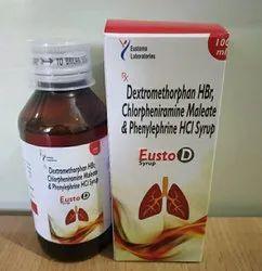 Dextromethorphan And Chlorpheniramine Syrup