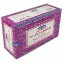 Satya Violet Rosemary Incense Sticks