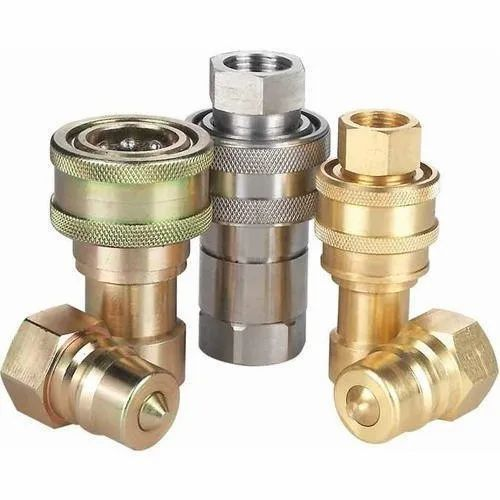 High Pressure Quick Release Coupling, Size: 1/2 inch