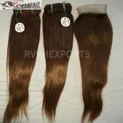 Single Drawn Indian Remy Human Hair