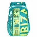 600d Polyester Ibiza Shoulder Backpack Bag, Size: 34x22x49 Cm, Capacity: 36 Litre
