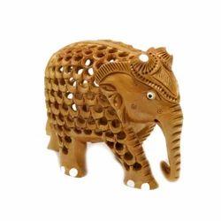 Midium Wooden Elephant
