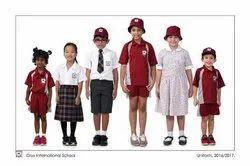 School Uniform, Stitched: Yes