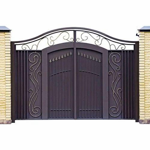 Iron Safety Gate At Rs 350 Kilogram Iron Gate Id