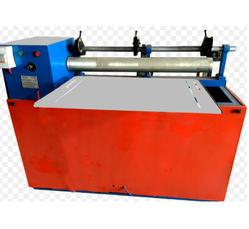 Paper Tube Sticker Labeling Machine